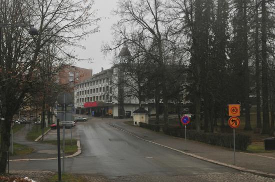 Lappeenranta, Finlande : Scandic Patria поздняя осень
