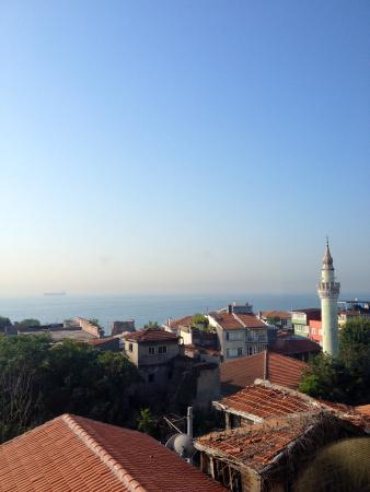 Kaftan Hotel: View from breakfast room!! Wow