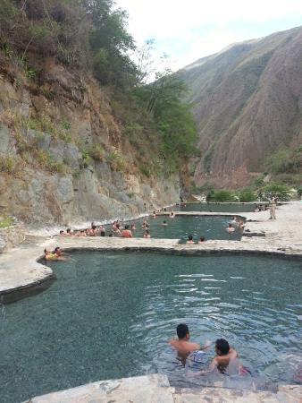 Salkantay Cusco Trek Day Tours: SANTA TERESA HOT SPRINGS