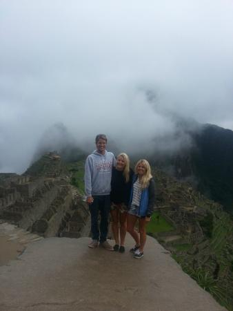Salkantay Cusco Trek Day Tours: CLOUDY IN THE MORNING