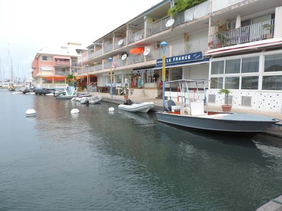 Daytime picture of marina port la royale saint martin - Marina port la royale marigot st martin ...