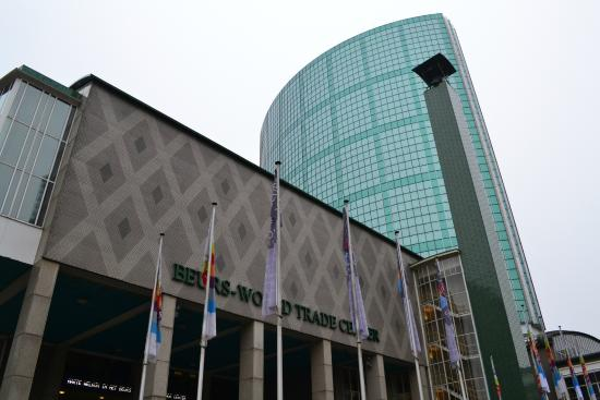 Beurs - World Trade Center: beurs