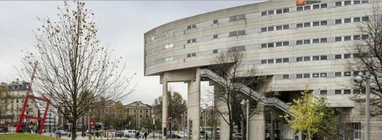 Adagio Access Paris La Villette: una veduta esterna dell'Aparthotel