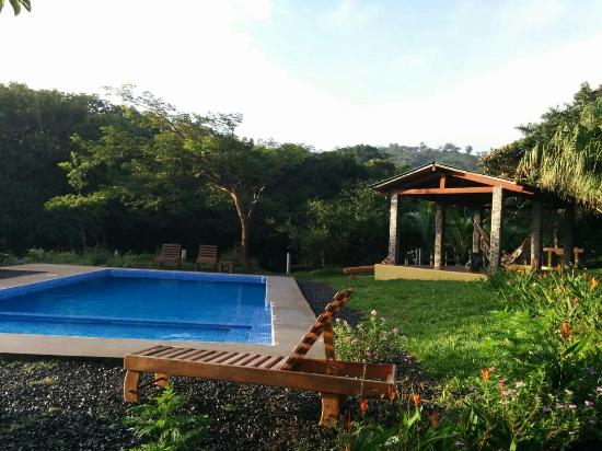 Rinconcito Lodge : Fantastischer Pool
