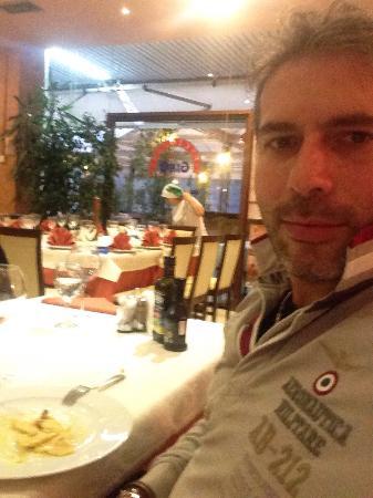 Ristorante da Gino: Pranzo all'italiana