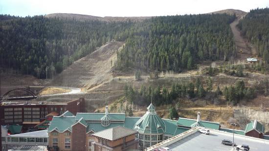 Ameristar Casino Resort Spa Black Hawk: room view