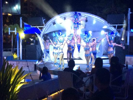 Movenpick Hotel Mactan Island Cebu Ibiza Beach Club Show