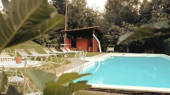 Le Serre Suites & Apartments: la zona relax