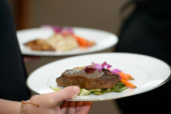 Our Short Rib One Of Many Entree Selections Picture Of The Barns