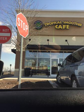 Tropical Smoothie Martinsburg