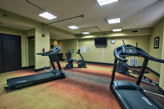 Holiday Inn Express Tallahassee East: Fitness Center