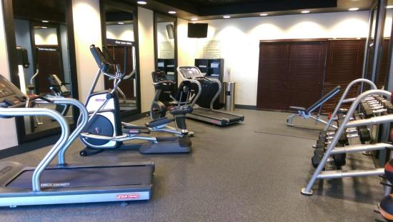 هامبتون إن شارلستون - نورث: Fitness Center