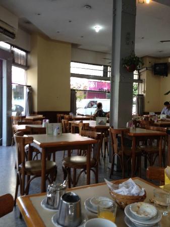 Cafe Topacio