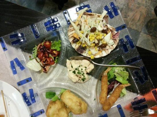 Tanti Baci Restaurant : Antipasto