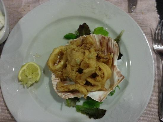 Tanti Baci Restaurant : Frittura