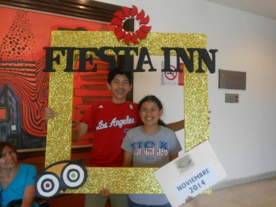 Fiesta Inn Mexicali: Huéspedes noviembre 2014