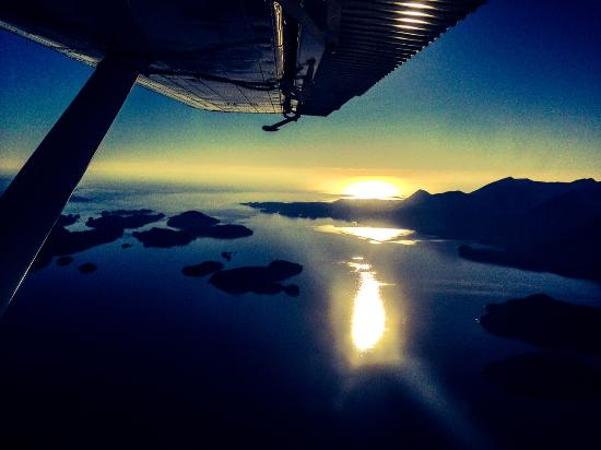 Air Nootka: Returning to Gold River