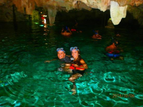 ... Debajo del sol. Cenote Chaak Tun  Nadando en los cenotes 5f67776ae8b
