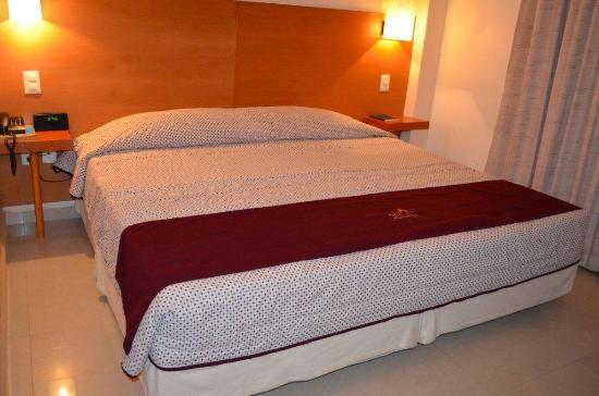 habitaciones standard con cama king size o doble cama