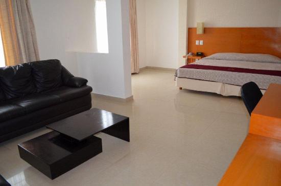 Habitaciones standard con cama King Size o Doble Cama ...