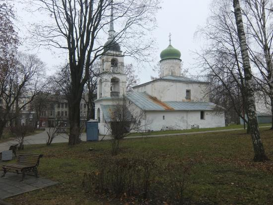 Anastasia's Church