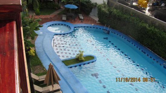 South Beach Hotel: Wonderful clean pool