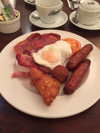 Headfort Arms Hotel: A Proper Irish Fry