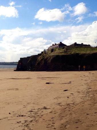 Duncannon Beach : Duncannon Fort