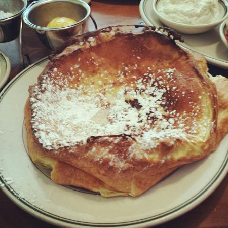 Original Pancake House : The Dutch Baby!