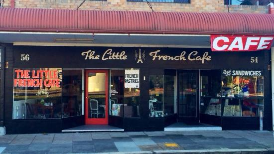 The Little French Cafe