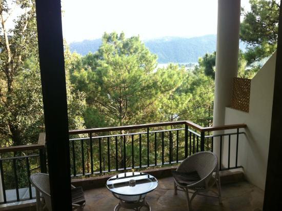 Ri Kynjai : View from Room