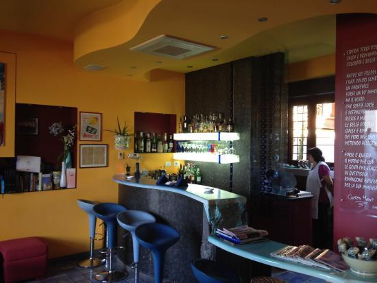 Albergo Esperia: Bar