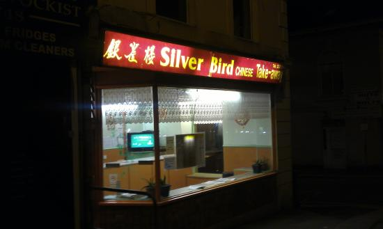 Silver Bird Chinese Takeaway
