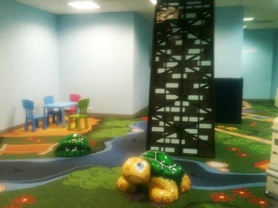 Corporate Suites Network at Presidential Towers: Play room