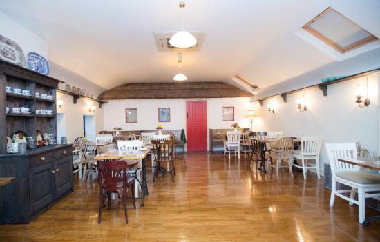 Pat Cohan's Bar: upstairs dinning