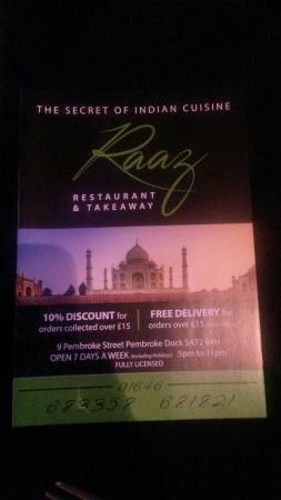Raaz Indian Restaurant