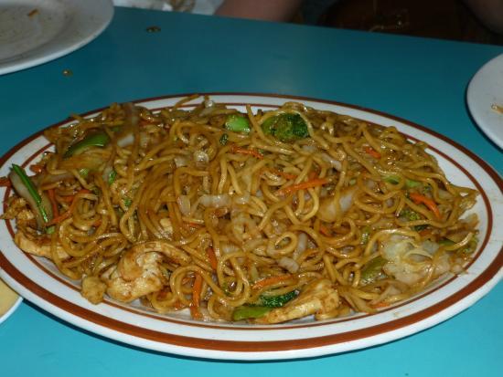 Ichiban Restaurant: Chicken Lo Mein