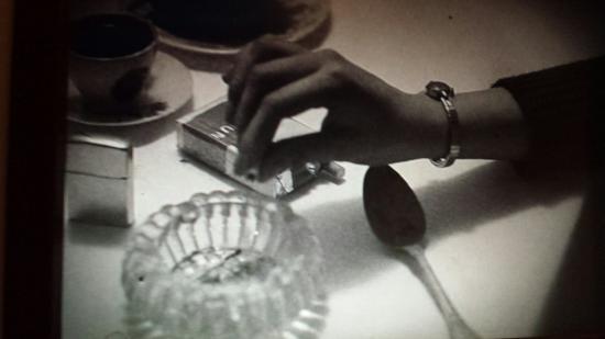 Museum of Innocence: Fisun ve elleri