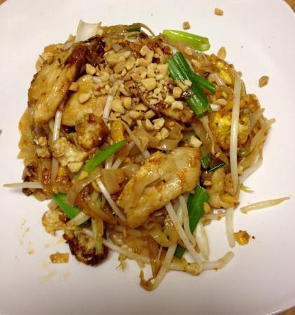Shingo's Japanese Restaurant: Pad Thai