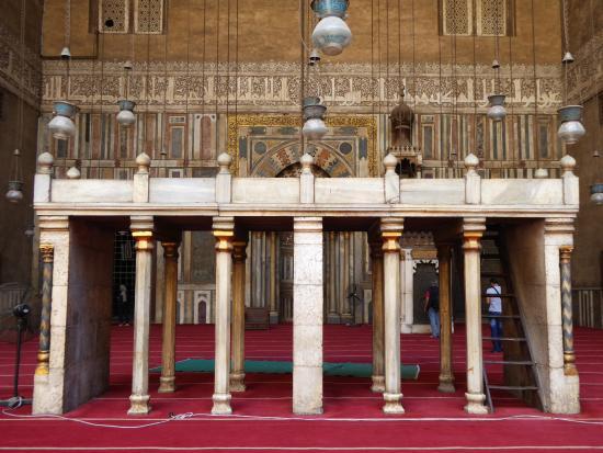 Mosque and Madrasa of Sultan Hassan : Moschea del Sultano Hassan
