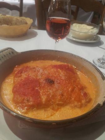 La Gioconda : Lasagne au saumon