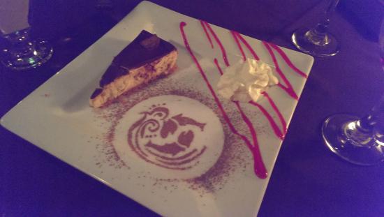 Pisces: Mars cheesecake