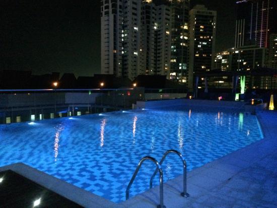 Foto de hard rock hotel panama megapolis ciudad de panam for Hoteles baratos en sevilla con piscina