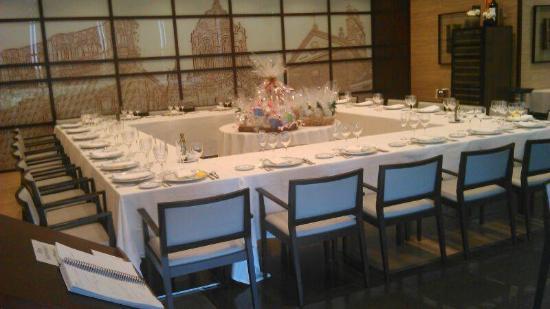 Restaurante de El Corte Ingles