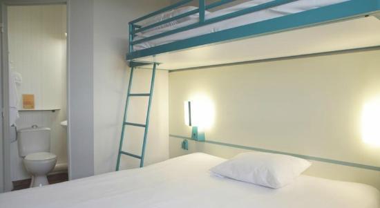 B&B Hotel Marne la Vallee Bussy: Chambre