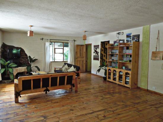 La Casa Verde- Eco Guest House: Baños