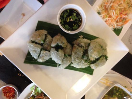 Thai Spices : Salat mit Ente