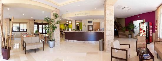 Orosol Hotel: Recepción