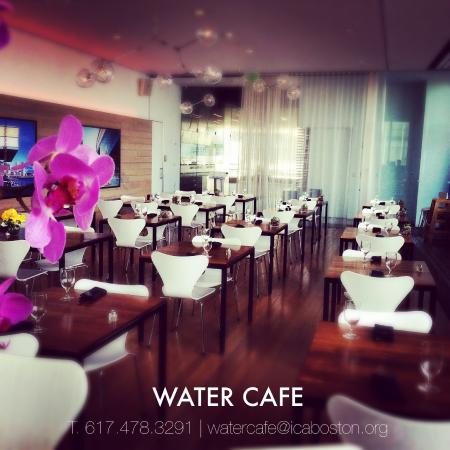 Water Cafe Boston Seaport District South Boston