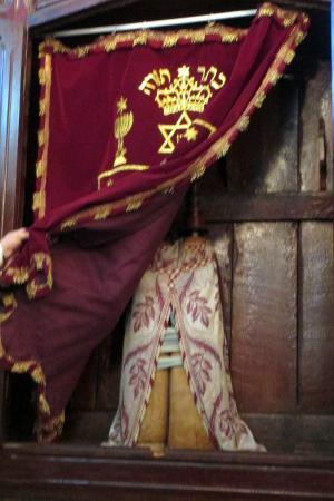 Aben Danan Synagogue : Aben Danan Torah